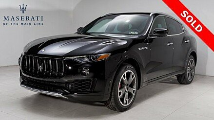 2017 Maserati Levante w/ Sport Package for sale 100858329