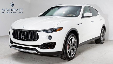 2017 Maserati Levante S for sale 100858348