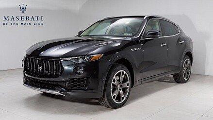 2017 Maserati Levante w/ Sport Package for sale 100858354