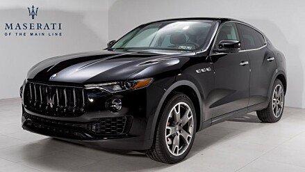 2017 Maserati Levante for sale 100858368