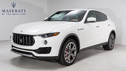 2017 Maserati Levante S for sale 100945205
