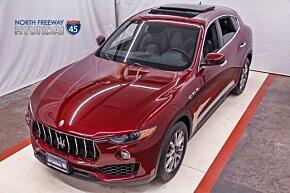 2017 Maserati Levante for sale 101039537