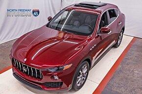 2017 Maserati Levante for sale 101040108