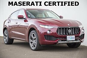 2017 Maserati Levante S w/ Luxury Package for sale 101055567