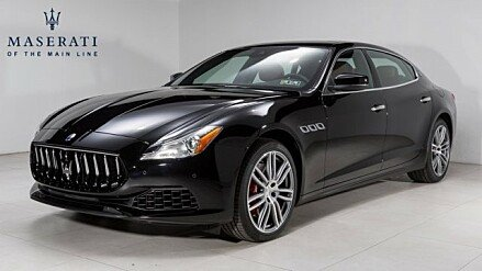 2017 Maserati Quattroporte S Q4 for sale 100858322