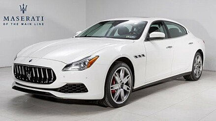 2017 Maserati Quattroporte S Q4 for sale 100858349