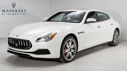 2017 Maserati Quattroporte S Q4 for sale 100858350