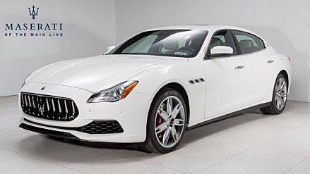 2017 Maserati Quattroporte S Q4 for sale 100858313