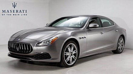 2017 Maserati Quattroporte S Q4 w/ Luxury Package for sale 100908095