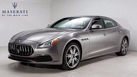 2017 Maserati Quattroporte S Q4 w/ Luxury Package for sale 100908096