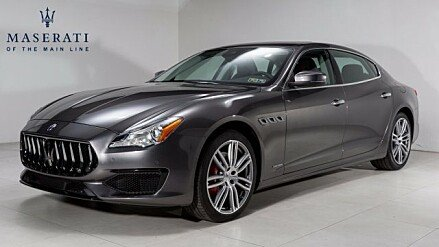 2017 Maserati Quattroporte S Q4 w/ Sport Package for sale 100912538
