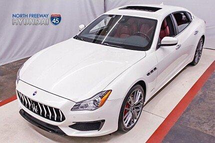 2017 Maserati Quattroporte GTS w/ Sport Package for sale 101005003
