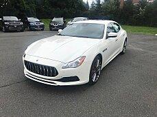 2017 Maserati Quattroporte GTS w/ Luxury Package for sale 101042349