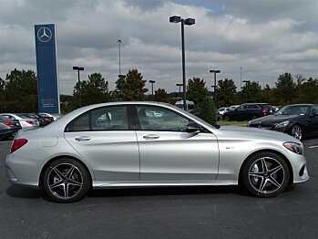 2017 Mercedes-Benz C43 AMG 4MATIC Sedan for sale 100817915