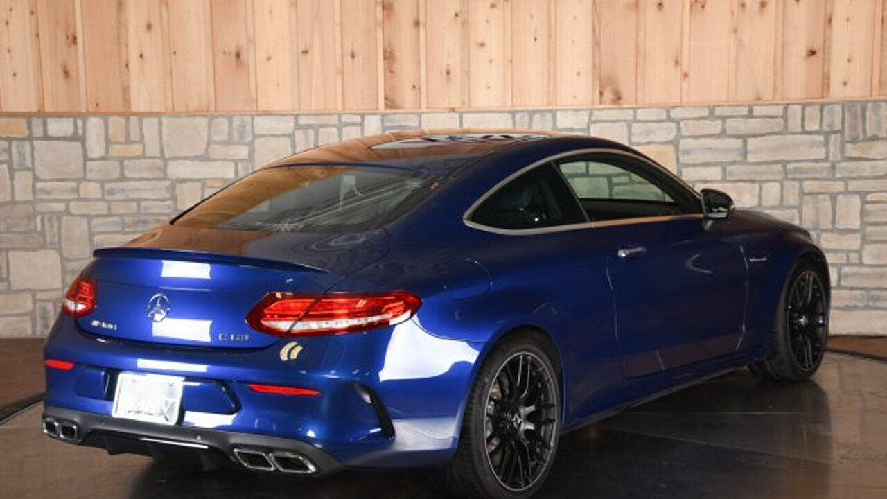 2017 mercedes benz c63 amg coupe for sale near dublin ohio 43017 classics on autotrader. Black Bedroom Furniture Sets. Home Design Ideas