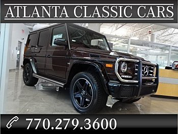2017 Mercedes-Benz G550 for sale 100859369