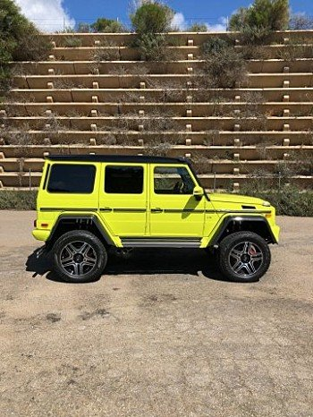 2017 Mercedes-Benz G550 Squared for sale 100968372