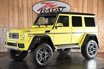 2017 Mercedes-Benz G550 Squared for sale 100978402