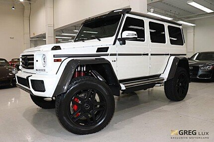 2017 Mercedes-Benz G550 Squared for sale 100963271