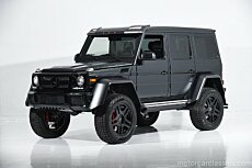 2017 Mercedes-Benz G550 Squared for sale 100976953