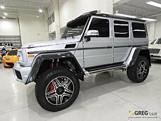 2017 Mercedes-Benz G550 Squared for sale 100980016