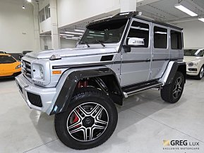 2017 Mercedes-Benz G550 Squared for sale 101043046