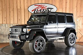 2017 Mercedes-Benz G550 Squared for sale 101045560