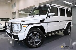 2017 Mercedes-Benz G550 for sale 101057347