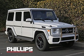 2017 Mercedes-Benz G63 AMG for sale 100942596