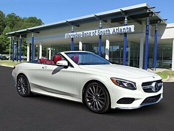2017 Mercedes-Benz S550 Cabriolet for sale 100862681