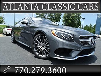 2017 Mercedes-Benz S550 4MATIC Coupe for sale 100862876