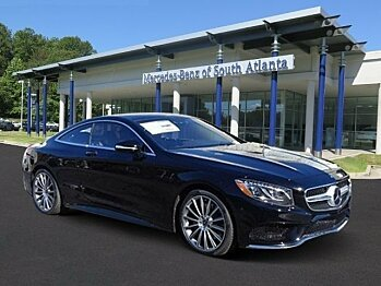 2017 Mercedes-Benz S550 4MATIC Coupe for sale 100922400
