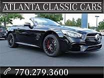 2017 Mercedes-Benz SL63 AMG for sale 100821645