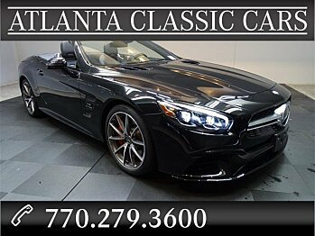 2017 Mercedes-Benz SL63 AMG for sale 100961747