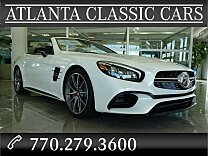 2017 Mercedes-Benz SL63 AMG for sale 100836453