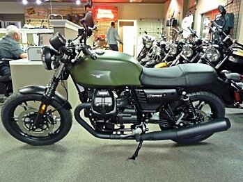 2017 Moto Guzzi V7 for sale 200449788