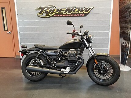 2017 Moto Guzzi V9 Bobber for sale 200355856