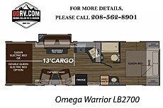 2017 Omega Warrior for sale 300140431
