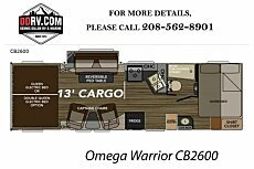 2017 Omega Warrior for sale 300140609
