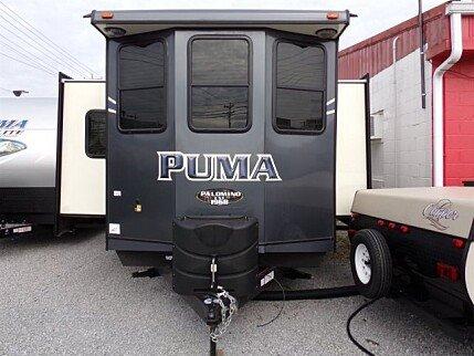 2017 Palomino Puma for sale 300126307