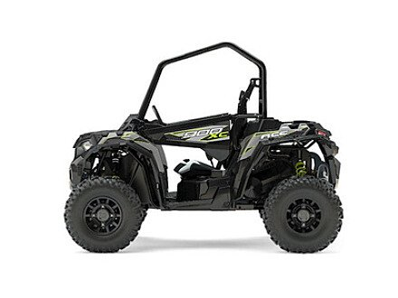 2017 Polaris Ace 900 for sale 200474570