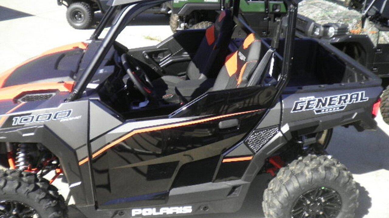2017 Polaris General for sale 200493265