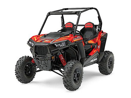 2017 Polaris RZR S 1000 for sale 200540900