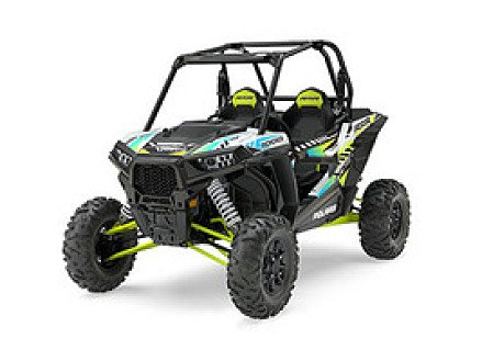 2017 Polaris RZR XP 1000 for sale 200378383