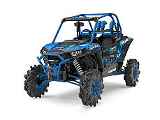 2017 Polaris RZR XP 1000 for sale 200459650
