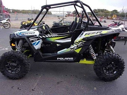 2017 Polaris RZR XP 1000 for sale 200543027