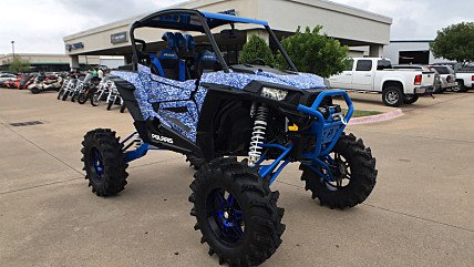 2017 Polaris RZR XP 1000 for sale 200567705