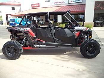 2017 Polaris RZR XP 4 1000 for sale 200411610