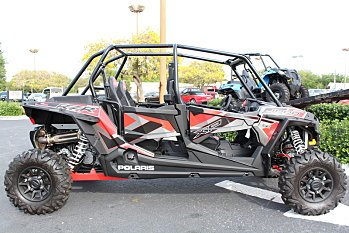 2017 Polaris RZR XP 4 1000 for sale 200427967