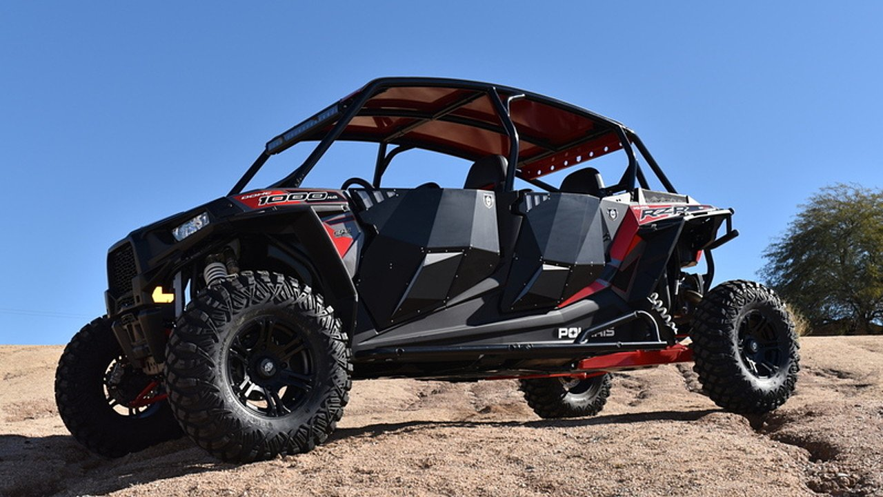 2017 Polaris RZR XP 4 1000 for sale 200452654